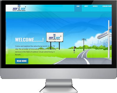 JnJ #zillion IT Solutions Portfolio Web Creative Mobile Social Media Marketing Kozhikode Cochin Kottayam Kerala